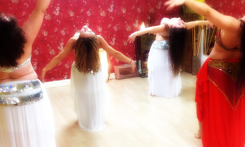 Clases de Bio danza Oriental