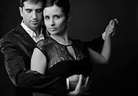 Asier Galardi & Marion Belguiral profesores de tango en san sebastian